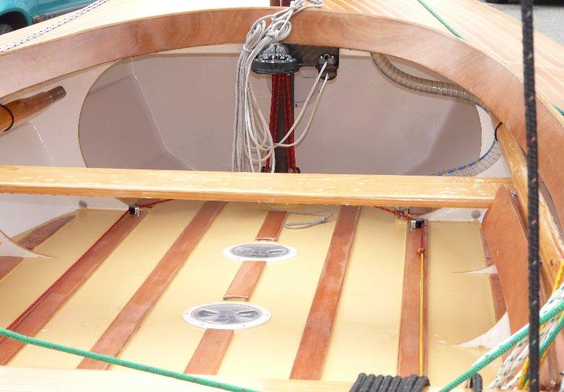 minicockpit dans 3°) Construction